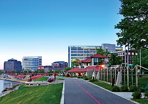Downtown Evansville